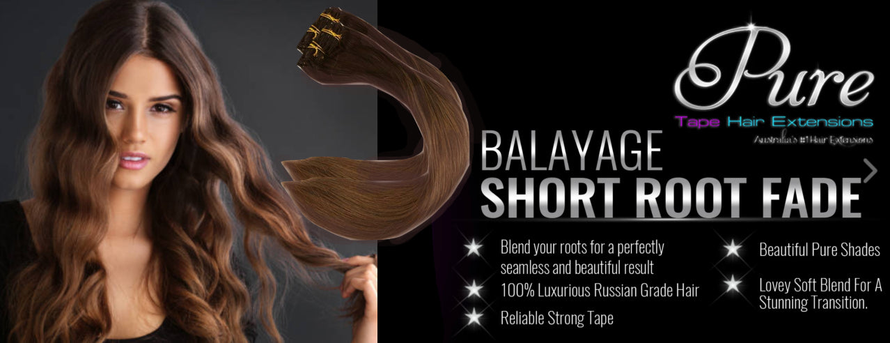 Balayage Hair Extensions Australia