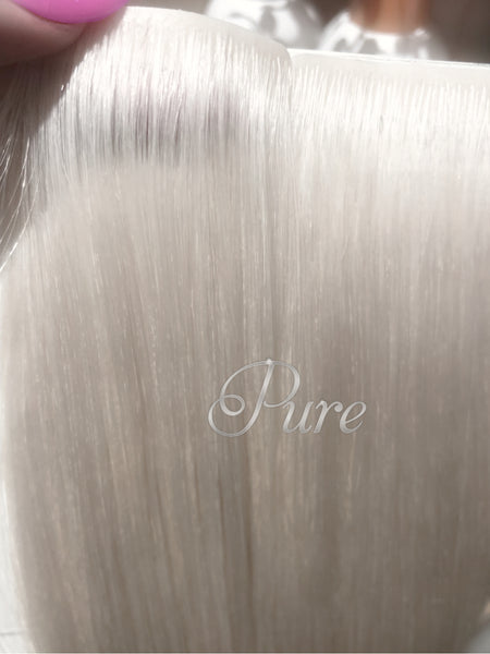 Creamy Blonde - Invisible Luxury Seamless Tape-In Hair Extensions - Pure Tape Hair Extensions