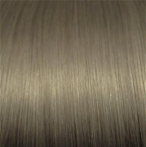 "#18 ""SMOKY BLONDE""  DARK ASH BLONDE MICRO BEAD HAIR EXTENSIONS - Pure Tape Hair Extensions"