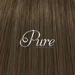 #6 - MAPLE BROWN - LIGHT WARM BROWN - WEFT / WEAVE LUXURY RUSSIAN GRADE HAIR - Pure Tape Hair Extensions