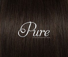 #2 RICH CHOCOLATE DARK BROWN ULTIMATE CLIP HAIR EXTENSIONS - Pure Tape Hair Extensions