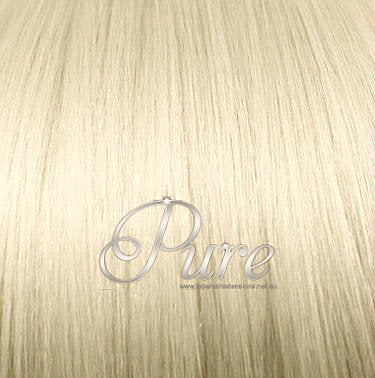 #22 - MEDIUM WARM BLONDE - ULTIMATE CLIP-IN - LUXURY RUSSIAN GRADE - Pure Tape Hair Extensions