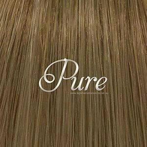 #8 LIGHT CHESTNUT BROWN KERATIN HAIR EXTENSIONS - Pure Tape Hair Extensions