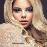 "#16 ""WHEAT BLONDE"" DARK BLONDE MICRO BEAD HAIR EXTENSIONS - Pure Tape Hair Extensions"