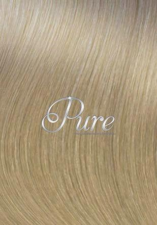 Largest range of blonde tape hair extensions