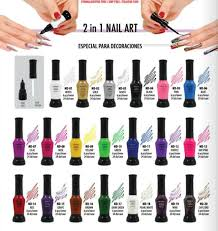 MIA SECRET 2 in 1 NAIL ART