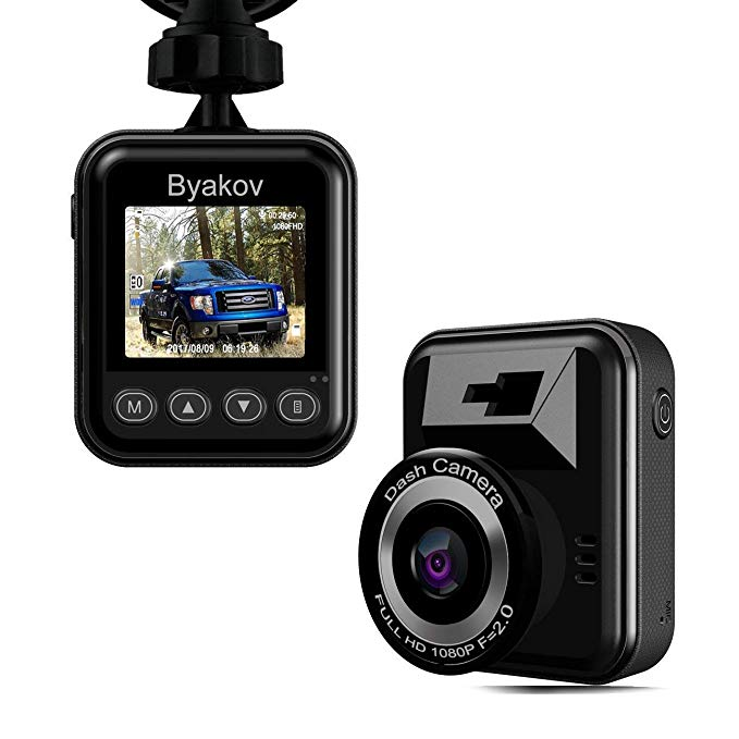 Byakov dash camera