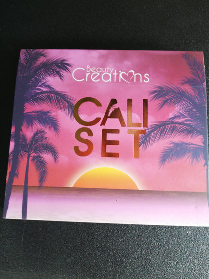 Beauty creations sombras Cali set