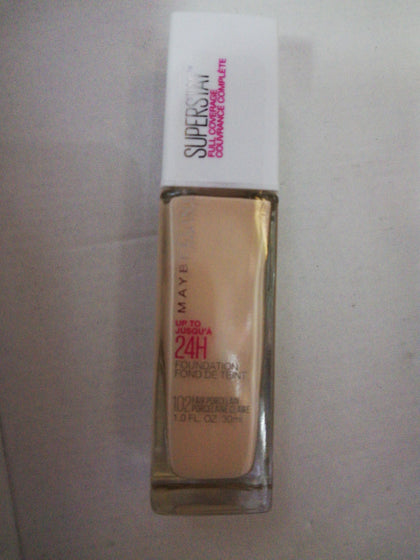 Super stay full coverage maybelline
