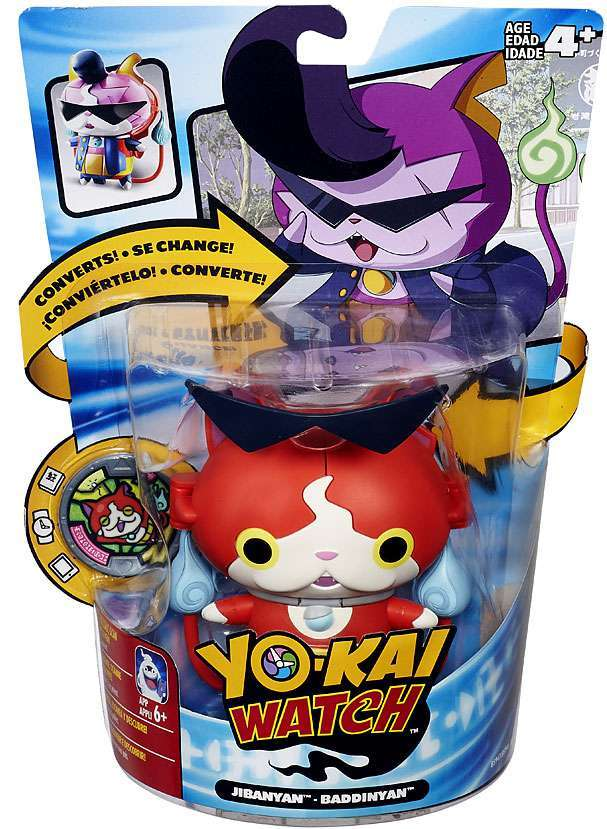 Muñeco Yo-Kai Watch