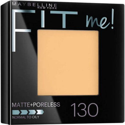 Maybelline polvos fit me matte