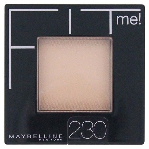 Maybelline polvos fit me