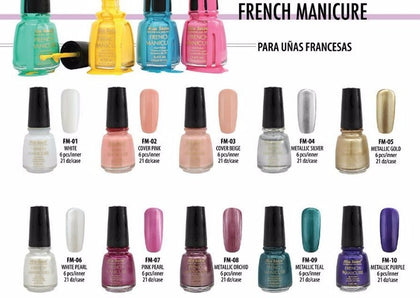Mia Secret Esmalte French Manicure