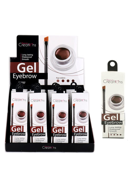 Beauty creations gel para cejas
