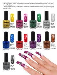 MIA SECRET - GLITTER INK NAIL POLISH