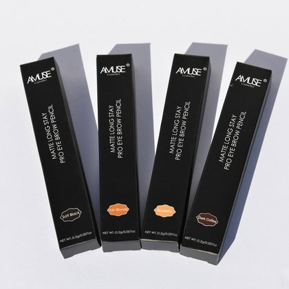 Amuse matte long lasting eyebrow pencil