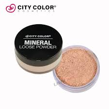 City Color Mineral Loose Powder