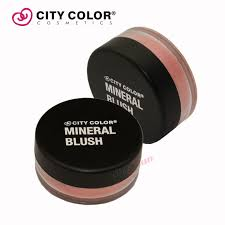 City Color Mineral Blush
