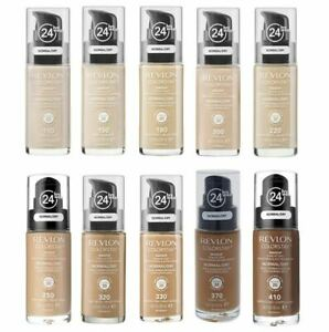 Base Revlon colorstay piel normal/seca
