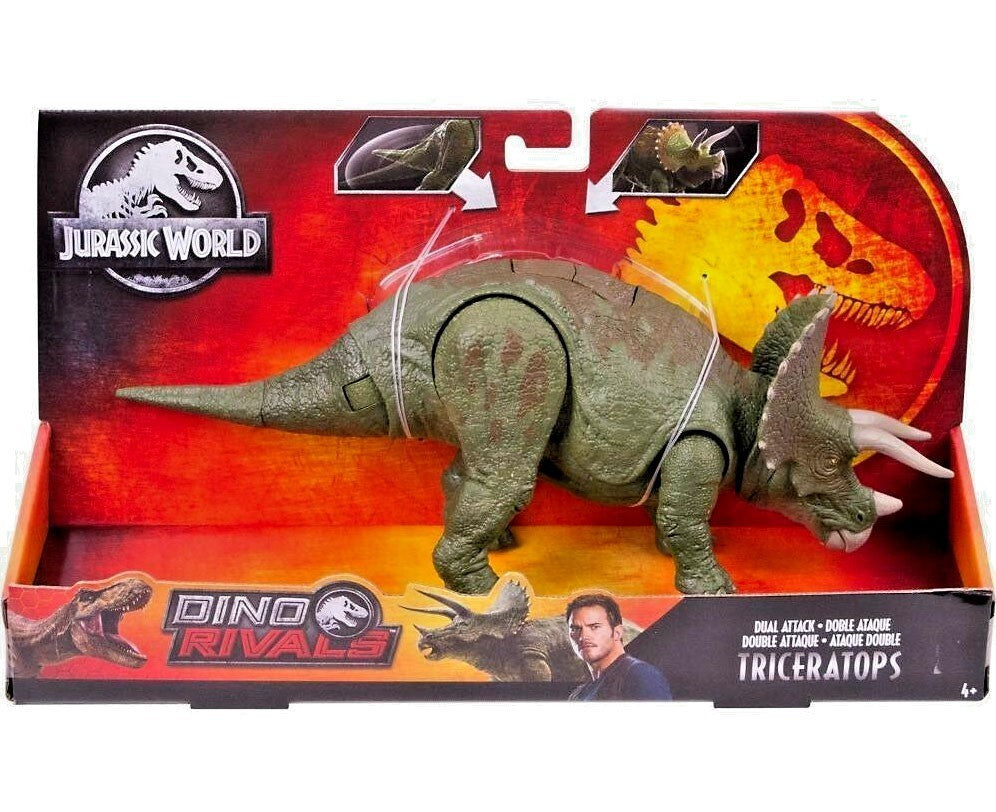 Jurassic world Dino rivals
