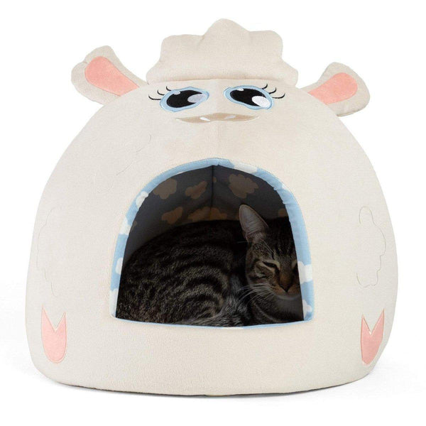 Lamb Novelty Pet Hut