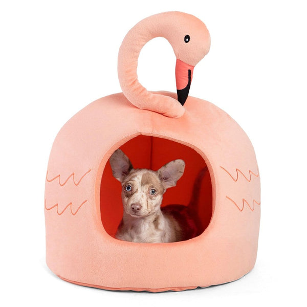 Flamingo Novelty Pet Hut