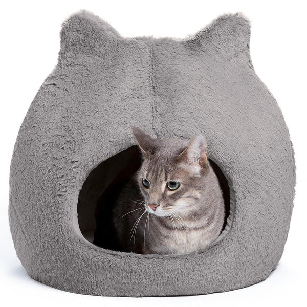 Vegan Fur Meow Hut - Jumbo