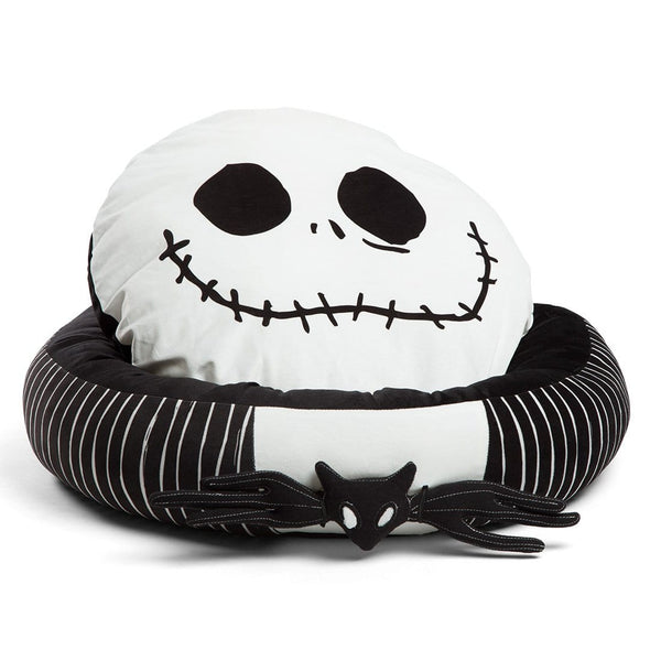 Disney Nightmare Before Christmas Jack Skellington Round Cuddler