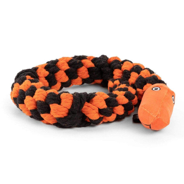 Disney Nightmare Before Christmas Snake Rope Chew Toy