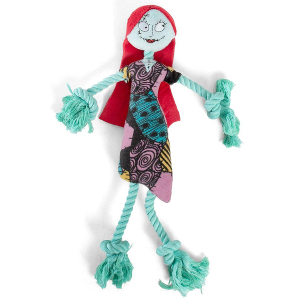 Disney Nightmare Before Christmas Sally Rope Chew Toy