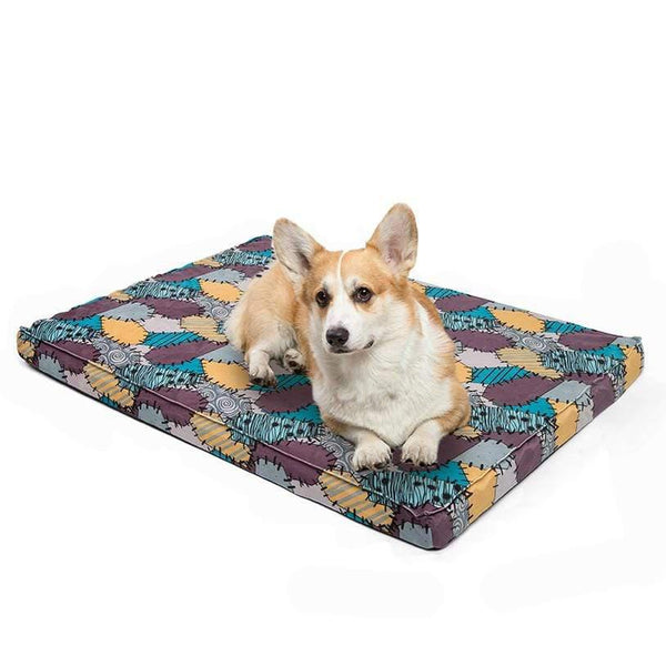 "Disney Sally Patchwork CertiPUR Orthopedic Nap Mat - 27""x36"""