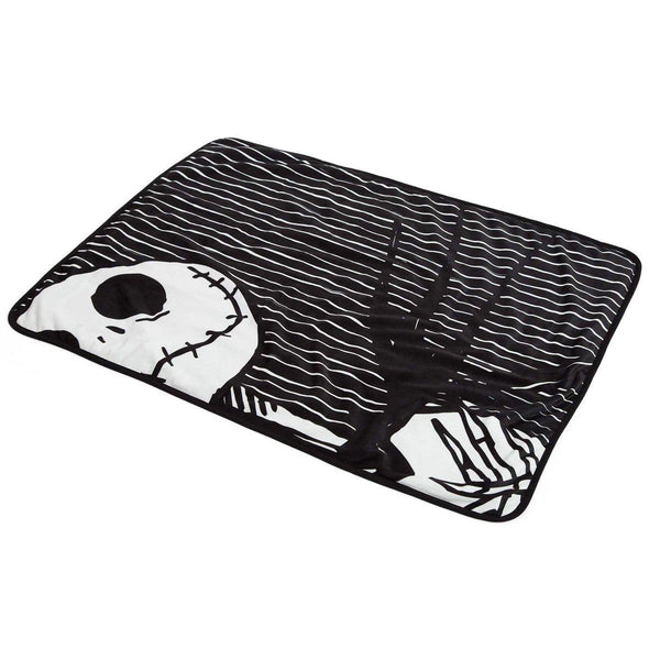 Disney Nightmare Before Christmas Jack Skellington Pet Throw