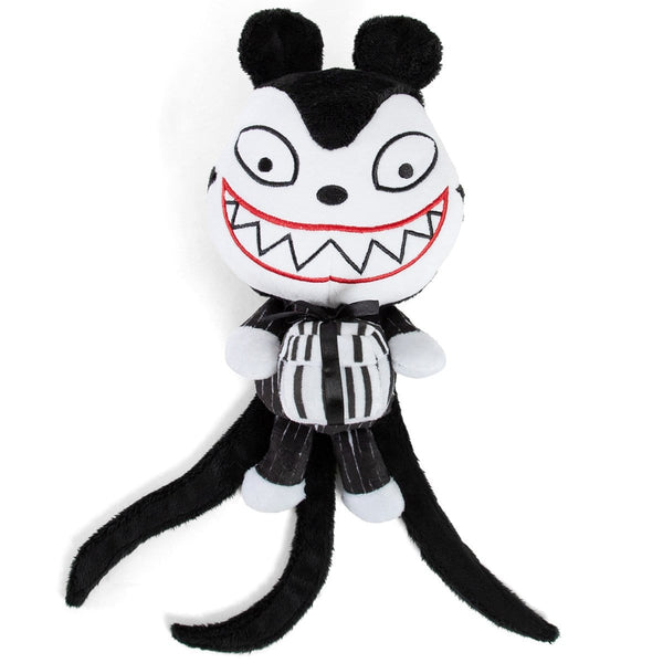Disney Nightmare Before Christmas Scary Teddy Gift Plush Chew Toy