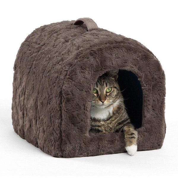 Igloo Lux Fur Hut