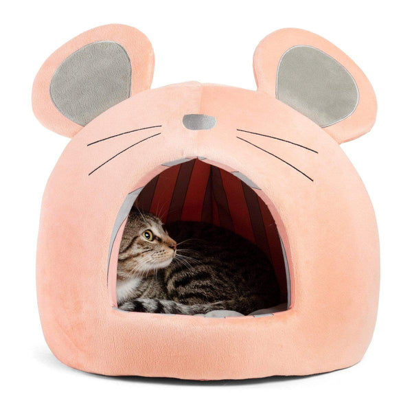 Mouse Novelty Pet Hut