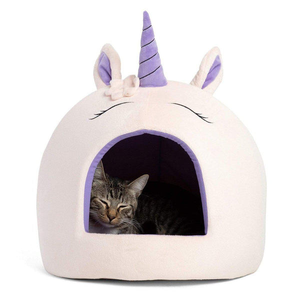 Unicorn Novelty Pet Hut