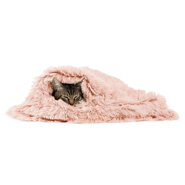 "Calming Pet Throw Blanket in Shag Fur - 30""x40"""
