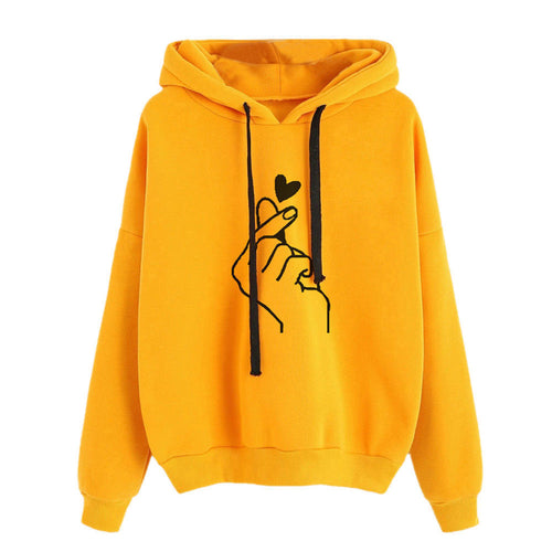 Harajuku Women's Sweatshirt and Hoody Ladies