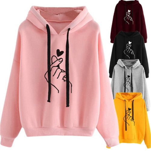 New women hoodies for spring autumn
