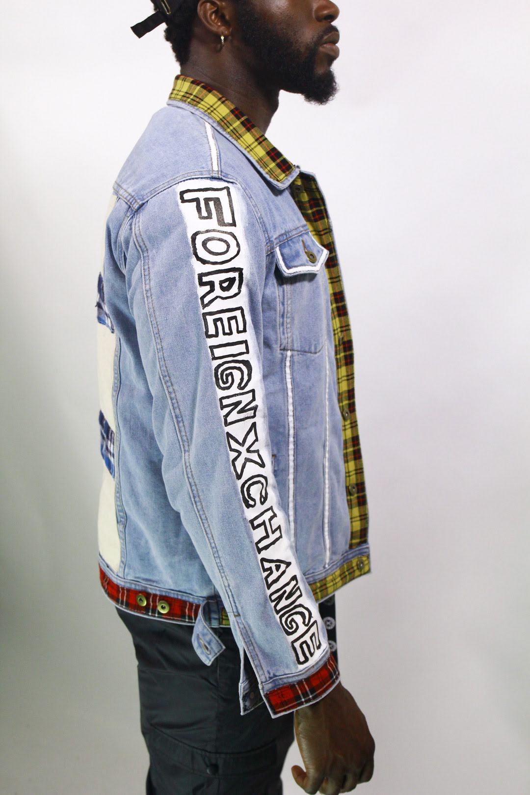 Dutch Light Denim Jacket