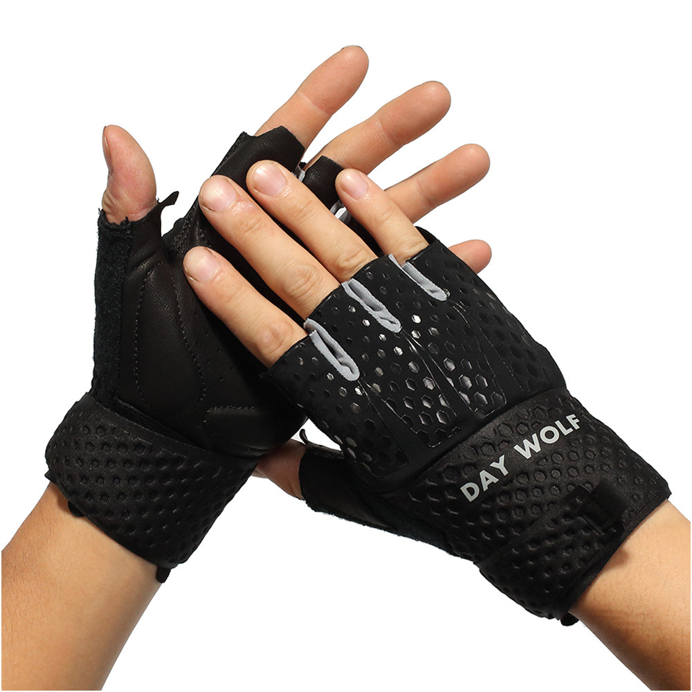 Short Fitness Gloves