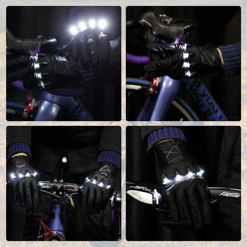 LED Gloves - Savior