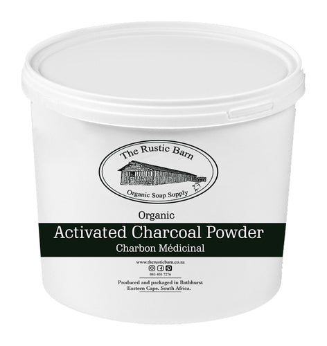 Activated Charcoal - The Rustic Barn
