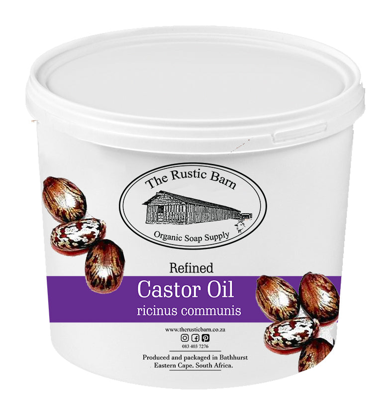 Castor Oil - The Rustic Barn