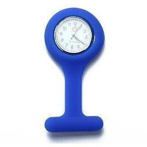 Paramedic Shop Add-Tech Pty Ltd Instrument Royal Blue Nurses Fob Watch