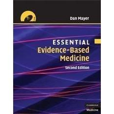 Paramedic Shop Cambridge University Press Textbooks Essential Evidence-based Medicine - Mayer 2e