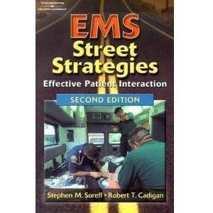 Paramedic Shop Cengage Learning Textbooks EMS Street Strategies 2e