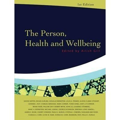 Paramedic Shop Cengage Learning Textbooks The Person Health and Wellbeing