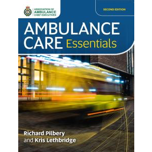 Paramedic Shop Class Publishing Textbooks Ambulance Care Essentials - 2nd Edition