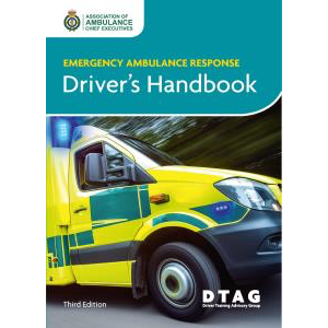 Paramedic Shop Class Publishing Textbooks Emergency Ambulance Response Driver Handbook